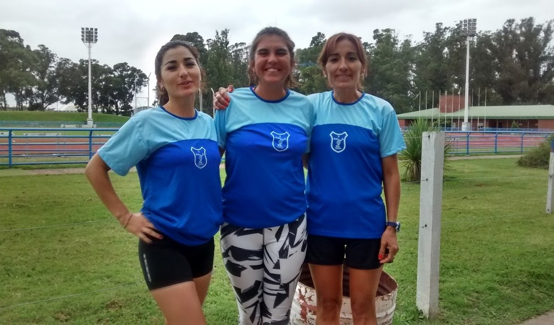 Participantes 96º Campeonato Nacional de Mayores