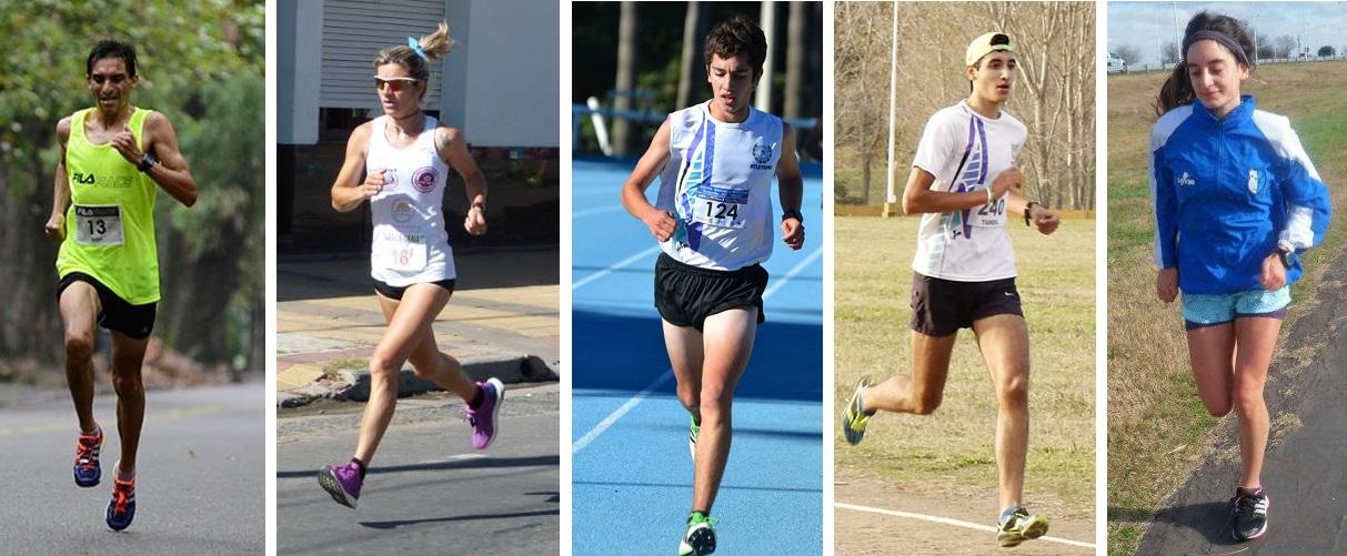 Equipo Nacional Media Maraton 2016