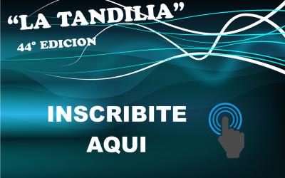 Extendemos las Inscripciones Web a Tandilia 2016