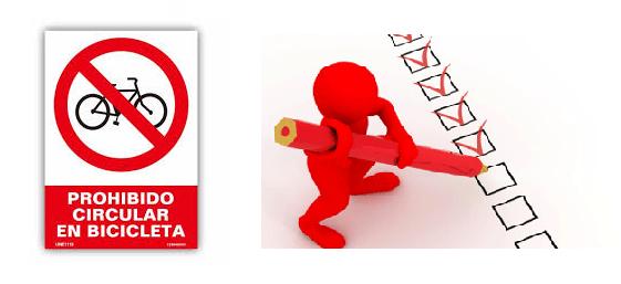 Tandilia 2017 – Prohibiciones, Consejos y Recomendaciones