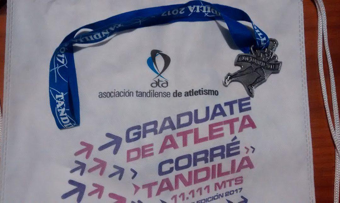 Así será el premio alusivo de tu meta en Tandilia !!!