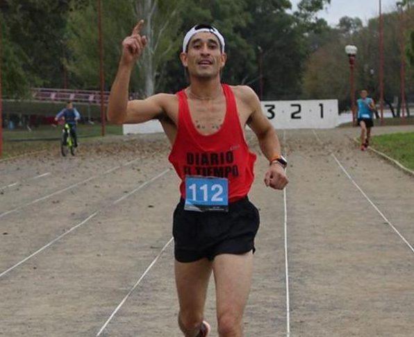 ELITE Confirmado – Ramiro Ponce en línea de partida de Tandilia