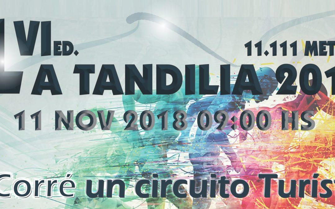 Ya se encuentran abiertas las Inscripciones a la XLVI Tandilia 2018