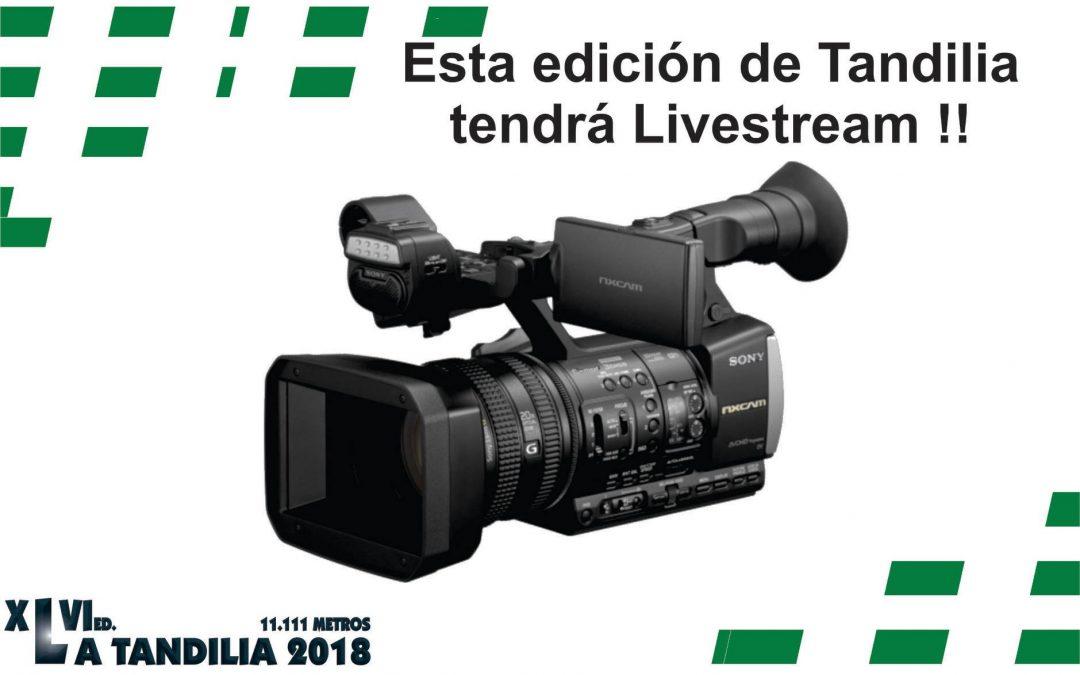 Tandilia en vivo para todo el Mundo !!!