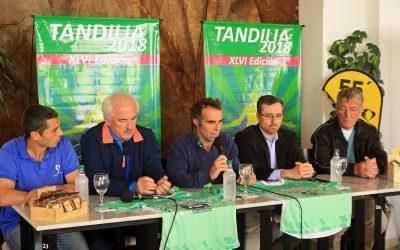 Conferencia de Prensa XLVI Tandilia 2018