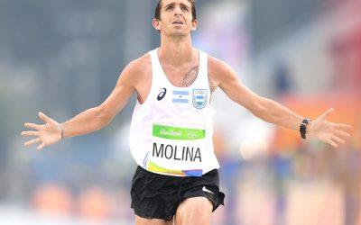 El Olímpico Luis Molina estará presente en Tandilia 2018