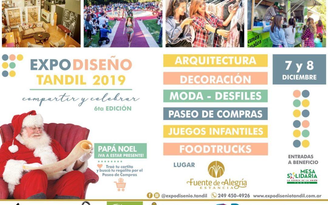 Expo Diseño 2019 presente en La Tandilia