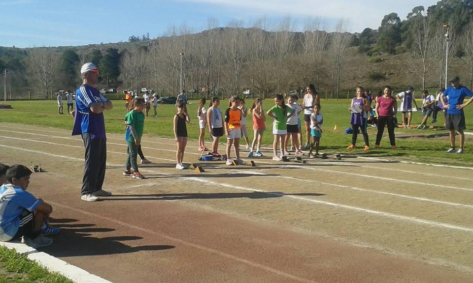 Resultados 3º Torneo de Pista y Campo 2015