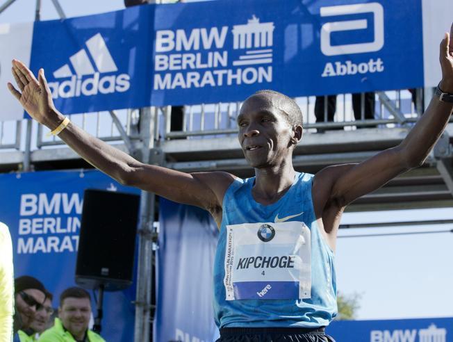Kipchoge Maraton Berlin