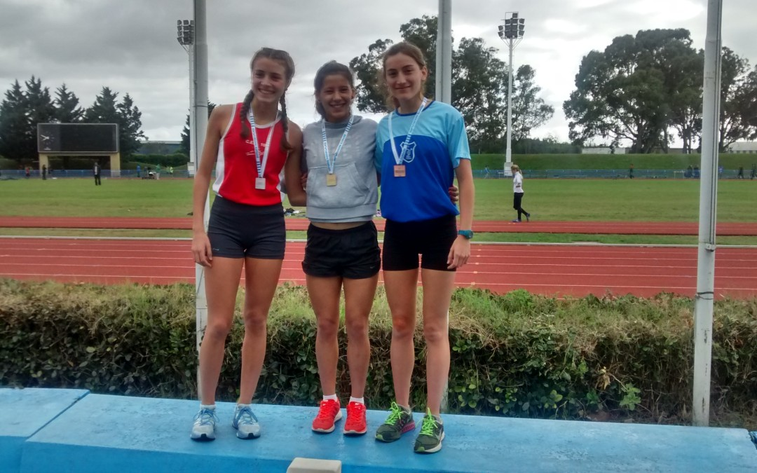 Atletas Tandilenses compiten en el Provincial U18