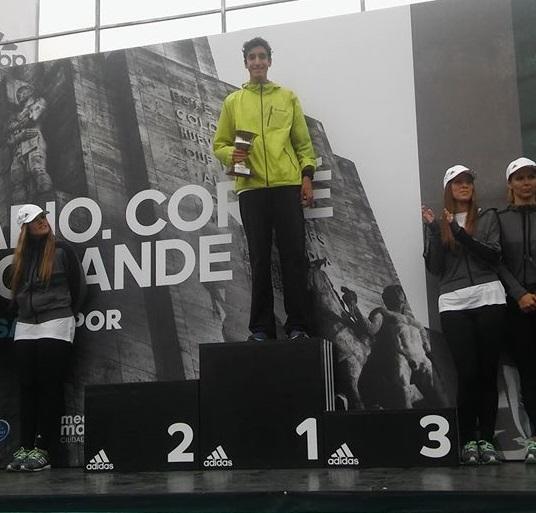 Redolatti y Moriones Campeones Nacionales, Girolami Subcampeona Nacional