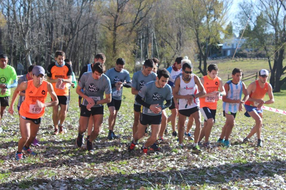 Cronograma 2º Fecha Campeonato Local de Cross Country