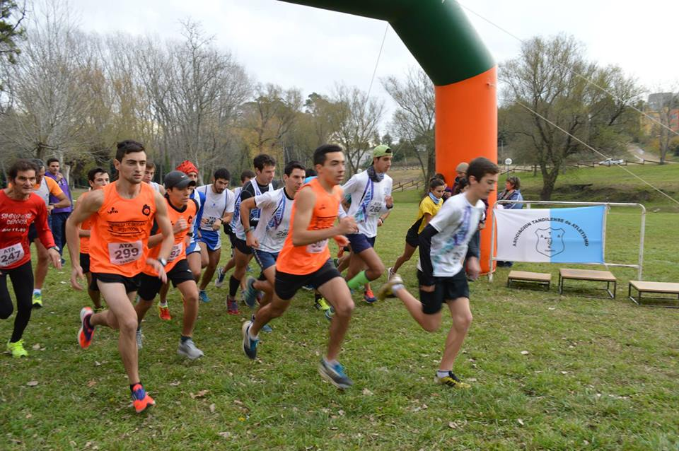 Resultados 1º Fecha Campeonato Local de Cross Country