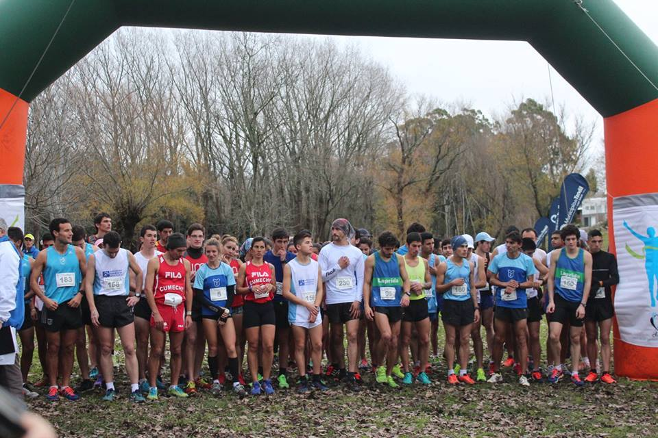 Cronograma 1º Fecha Campeonato Local de Cross Country