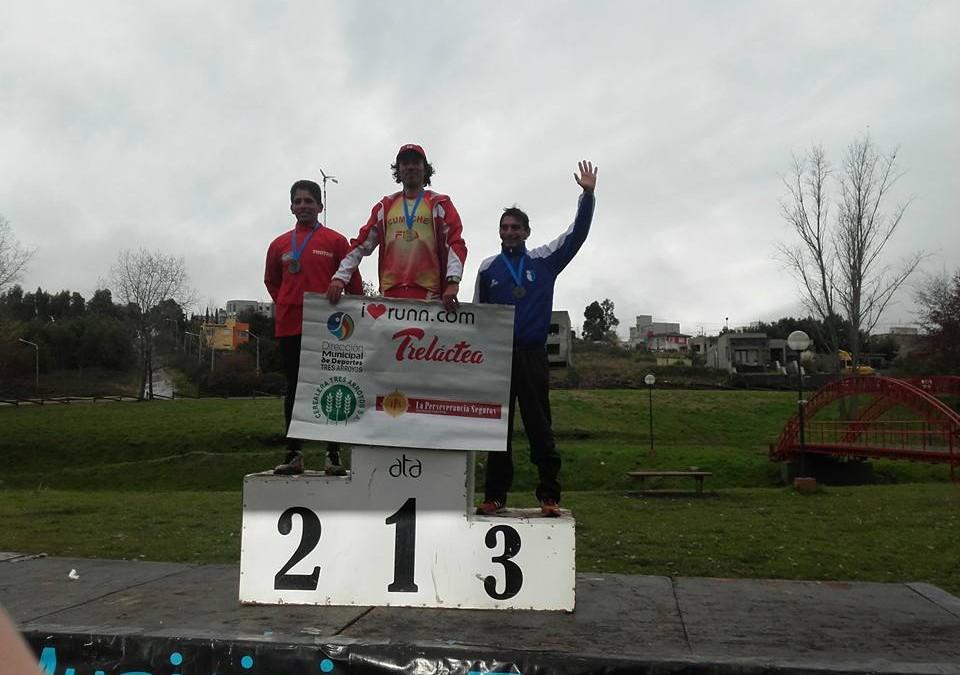 Resultados XXXVIII Campeonato Provincial de Cross Country