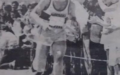 Nueva Era 1986 – Un Tandilense Vencedor: Jorge Olaechea