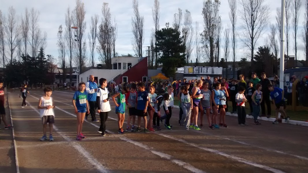 Cronograma 2º Torneo Atlético de Pista y Campo 2017