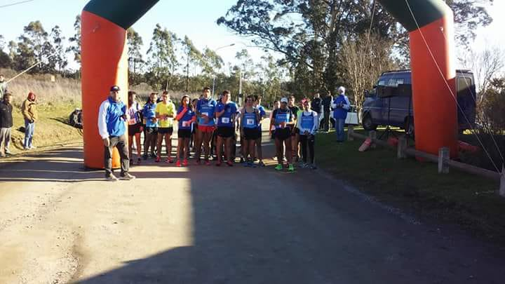 Resultados 3º jornada Campeonato Local de Cross Country