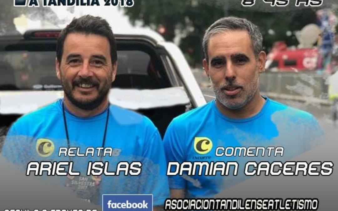 Los Relatores que tendrá Tandilia 2018 !!!