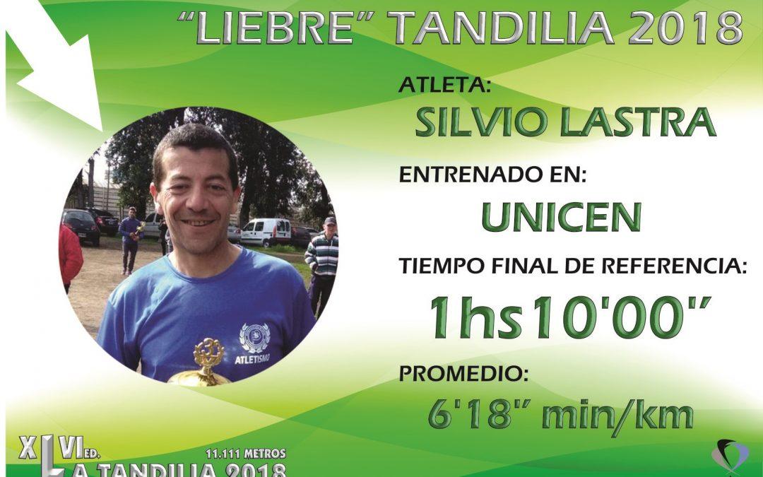"""Presentamos el último atleta """"liebre"""" de Tandilia."""