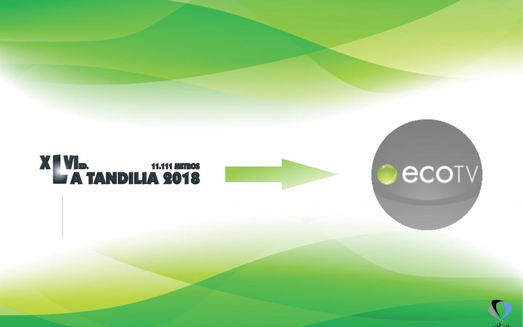 Seguí Tandilia por ECO TV.