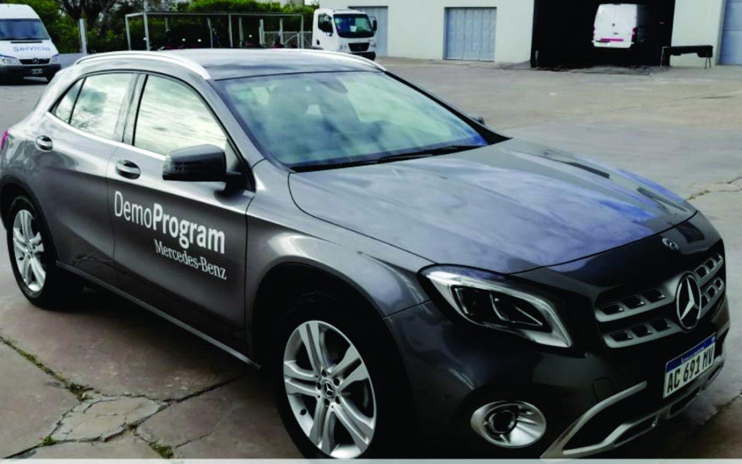 Bari SA y Mercedes Benz serán el coche guía oficial de La Tandilia