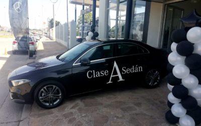 Bari y Mercedes Benz serán quienes guíen la punta de Tandilia
